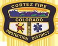 Cortez, CO Fire Protection District logo